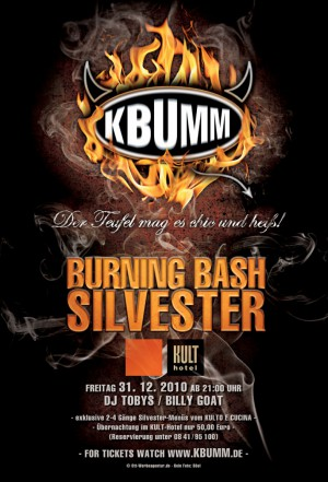 KBUMM BURNING BASH