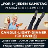 CANDLE-LIGHT-DINNER für 2